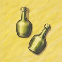 Бутылки рома, 2 шт.
