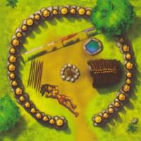 Крепость с аборигенкой