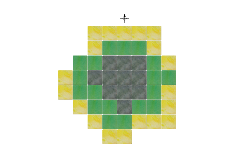 Раскладка острова 4