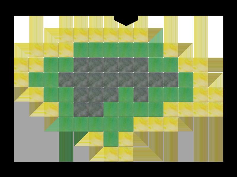 Раскладка острова 8