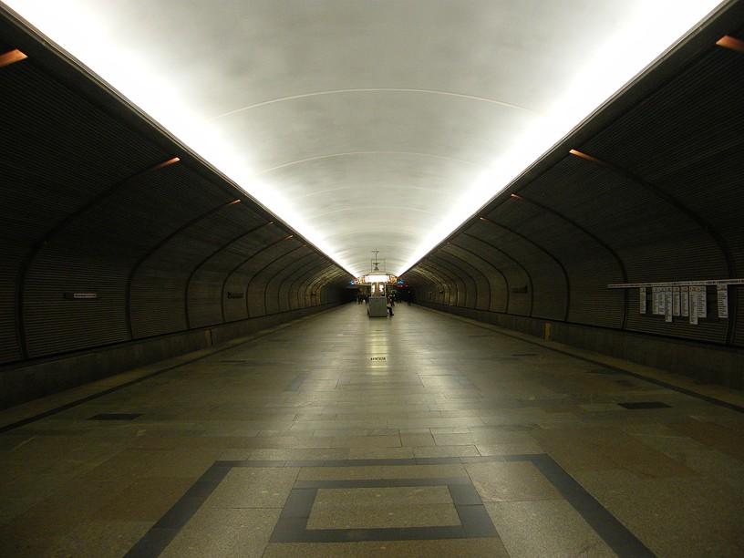 Станция Черкизовская, общий вид