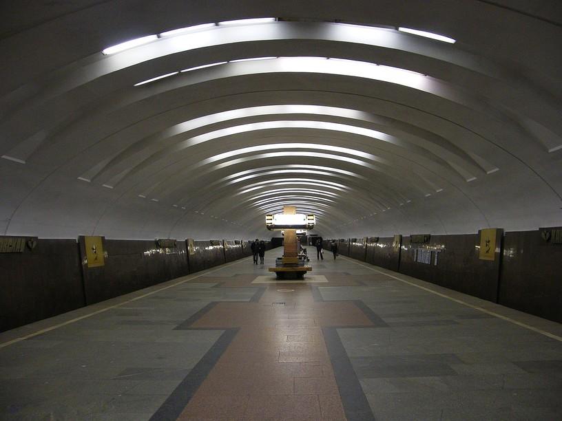 Станция Кантемировская, общий вид