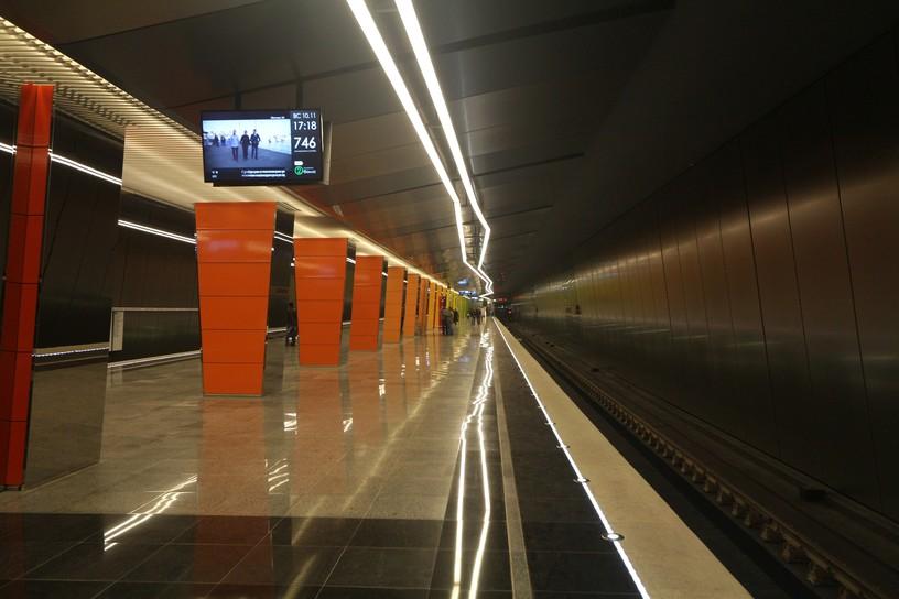 Станция Жулебино, платформа