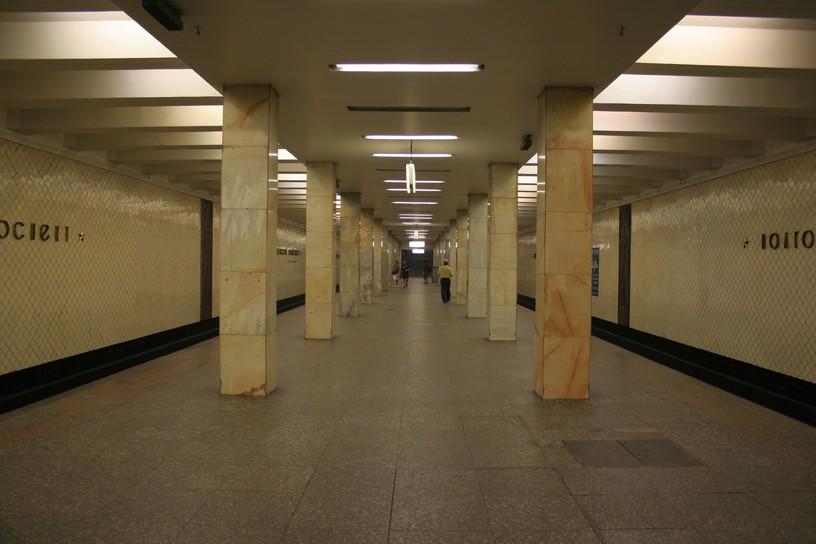 Станция Волгоградский проспект, общий вид