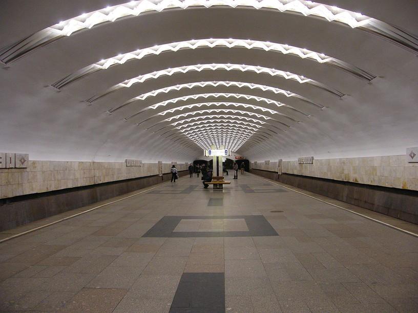 Станция Перово, общий вид