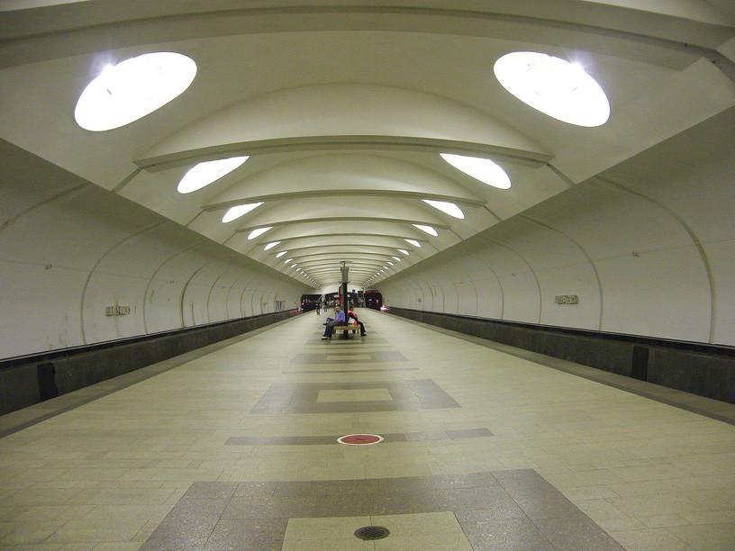 Станция Алтуфьево, общий вид