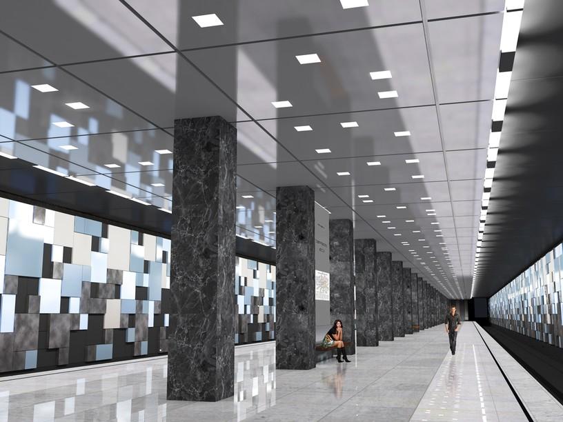 Станция Лианозово, проект
