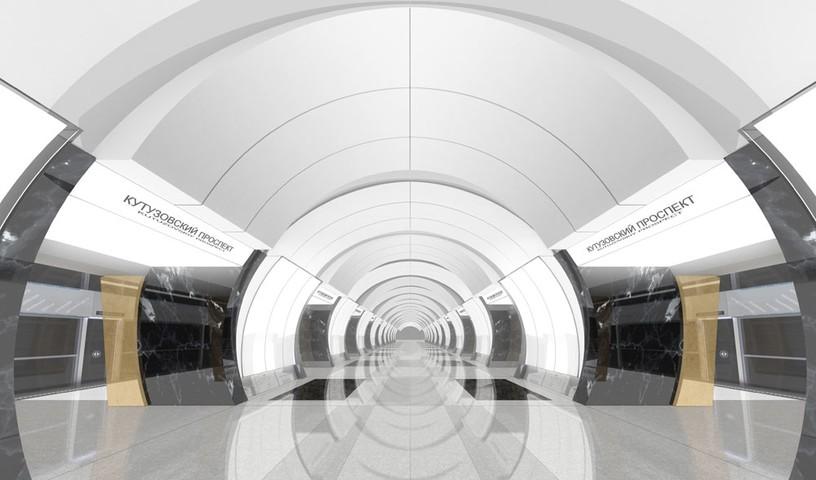 Станция Дорогомиловская, проект