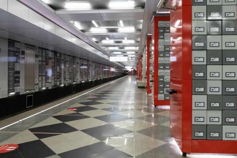 Станция Рассказовка, общий вид