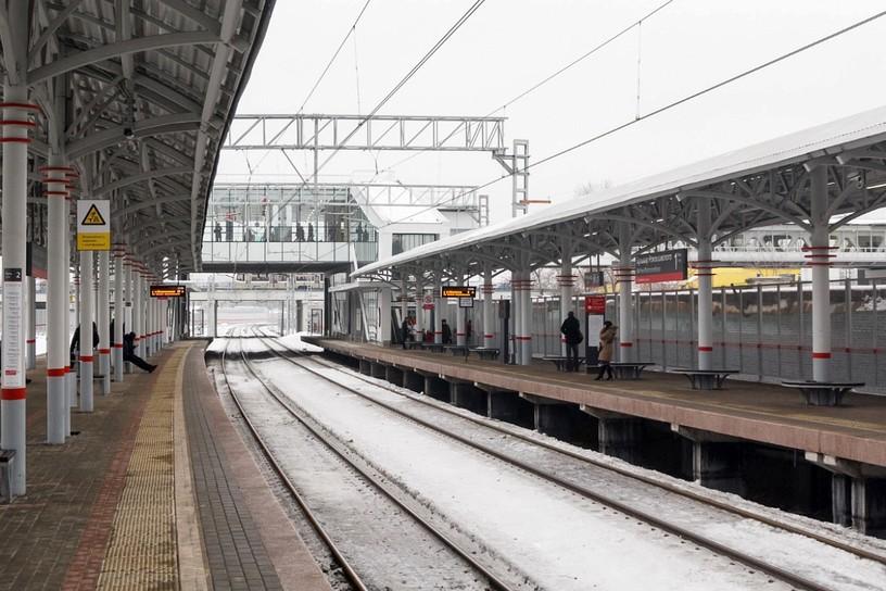 Станция Бульвар Рокоссовского, платформа