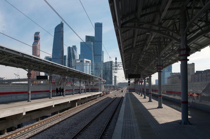 Станция Шелепиха, платформа