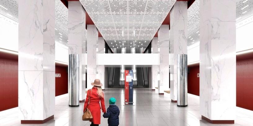Станция Сокольники, проект