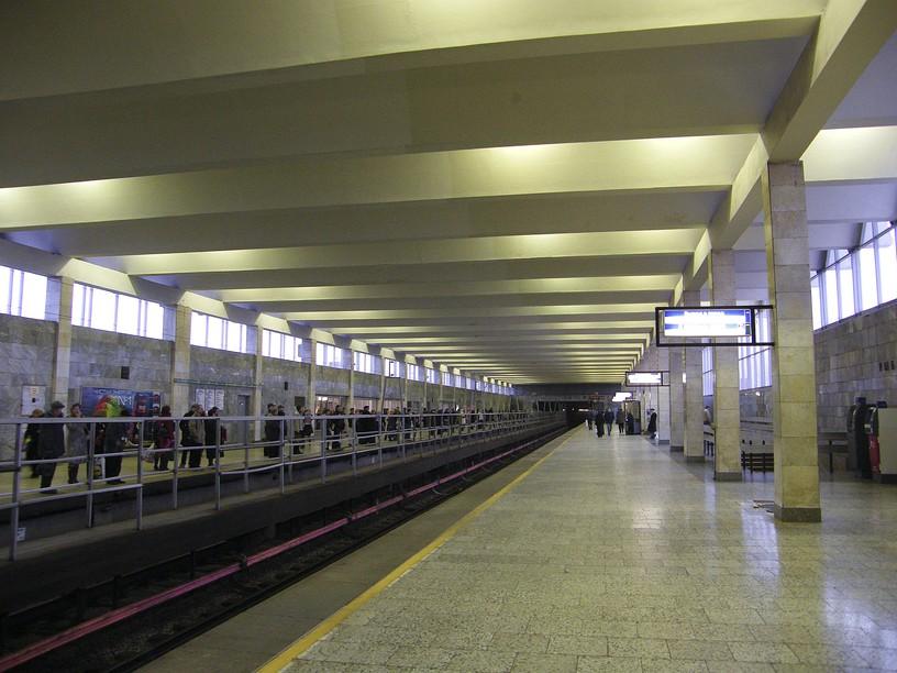 Станция Рыбацкое, платформа