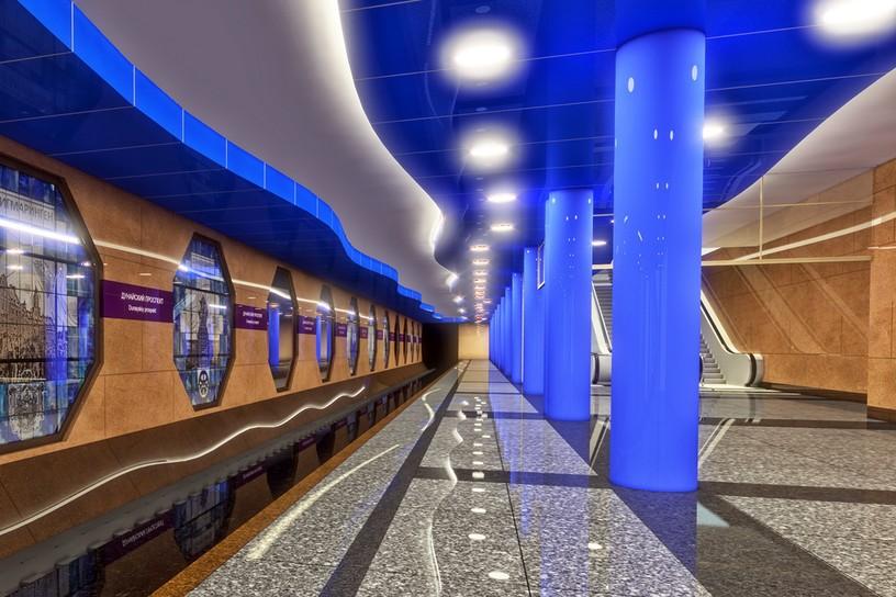 Станция Дунайская, проект