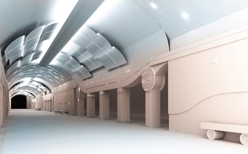 Станция Гавань, проект