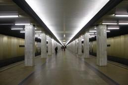 Станция Бульвар Рокоссовского, общий вид