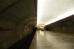 Станция Черкизовская, платформа