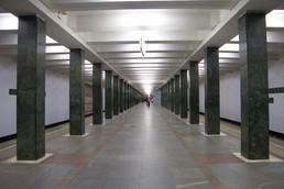 Станция Преображенская площадь, общий вид
