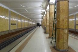 Станция Красносельская, платформа