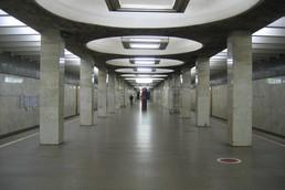 Станция Орехово, общий вид