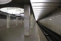 Станция Орехово, платформа
