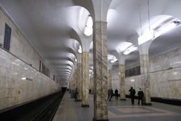 Станция Автозаводская, платформа