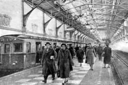Закрытая станция Первомайская