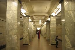 Станция Смоленская, общий вид