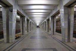Станция Медведково, общий вид