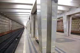 Станция Медведково, платформа