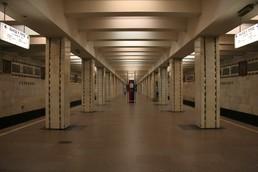 Станция Свиблово, общий вид