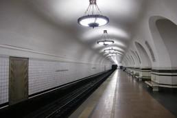 Станция Алексеевская, боковой неф