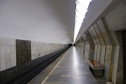 Станция Сухаревская, боковой неф