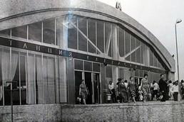 Закрытая станция Калужская