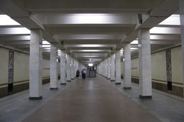 Станция Кузьминки, общий вид