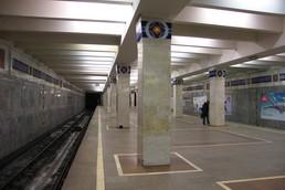 Станция Новогиреево, платформа