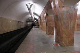 Станция Марксистская, боковой неф