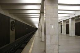 Станция Владыкино, платформа