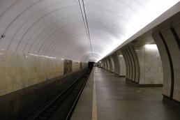 Станция Савёловская, боковой неф