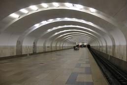 Станция Южная, общий вид