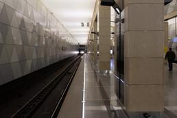 Станция Селигерская, платформа