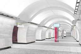 Станция Верхние Лихоборы, проект