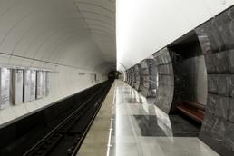 Станция Фонвизинская, боковой неф