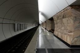 Станция Бутырская, боковой неф