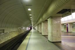 Станция Римская, боковой неф