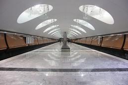 Станция Борисово, общий вид