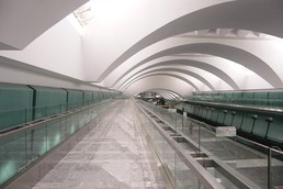 Станция Зябликово, балкон