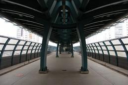 Станция Улица Скобелевская, общий вид