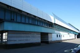 Станция Бульвар Адмирала Ушакова, вид с улицы