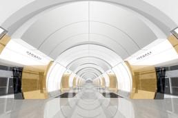 Станция Плющиха, проект